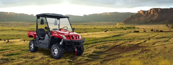 BMS Ranch Pony-500 UTV Hawaii