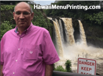 HawaiiMenuPrinting com - Hawaii Restaurant Association