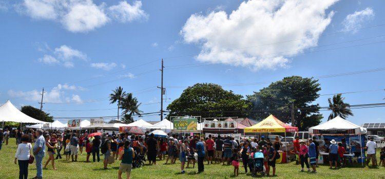 "The Hawaii Farm Bureau Presents ""Growing for Your Future"" the 55th Annual Hawaii State Farm Fair at Kualoa Ranch"