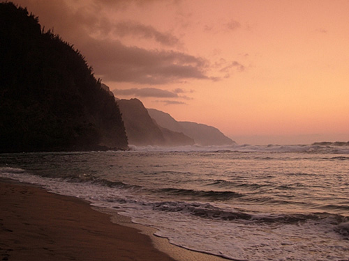 Napali Coast State Wilderness Park