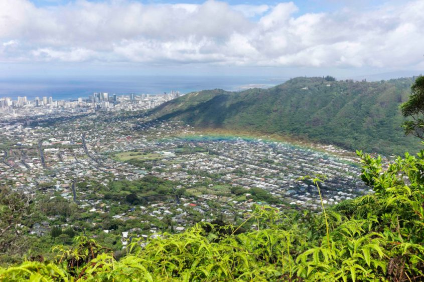 Waʻahila Ridge State Recreation Area