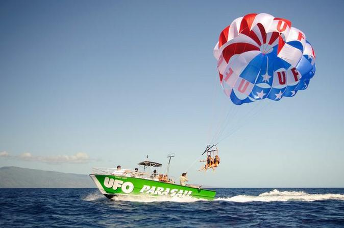 Big Island Parasailing Experience on Hawaii