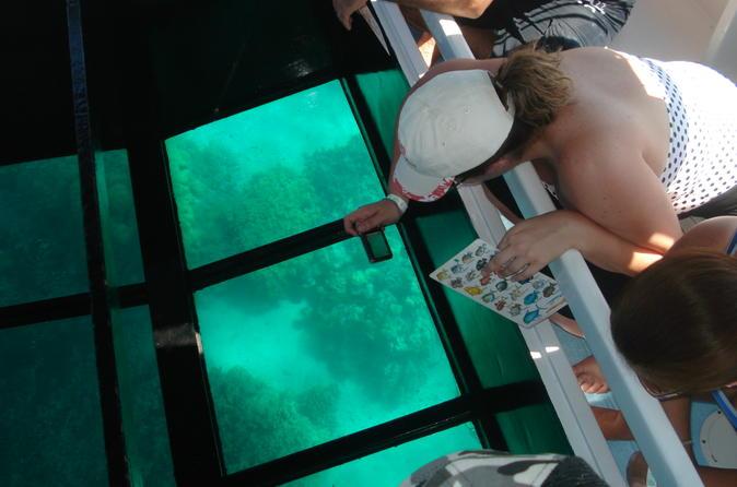 Glass-Bottom Boat Cruise from Waikoloa on Hawaii