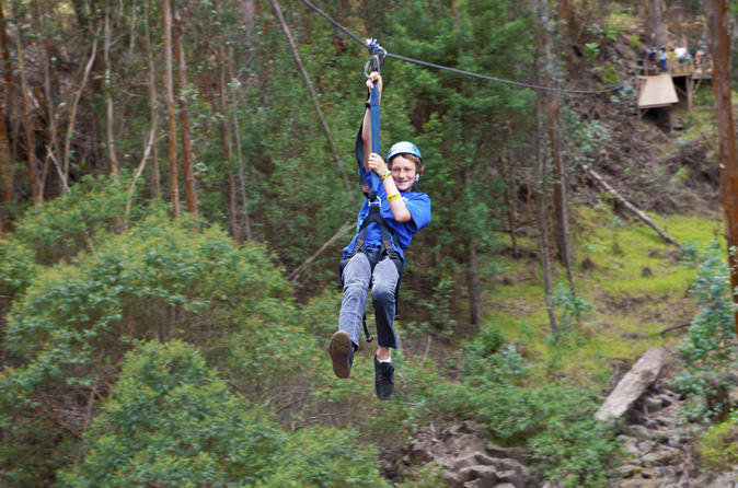 Haleakala Zipline Adventure on Maui