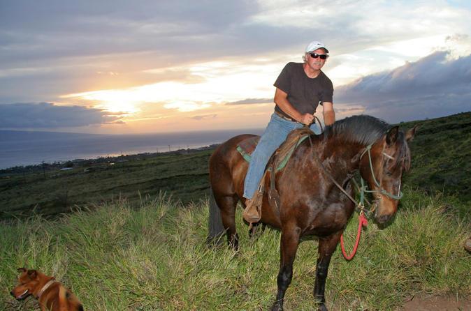 Historic Horseback Ride Lahaina on Maui
