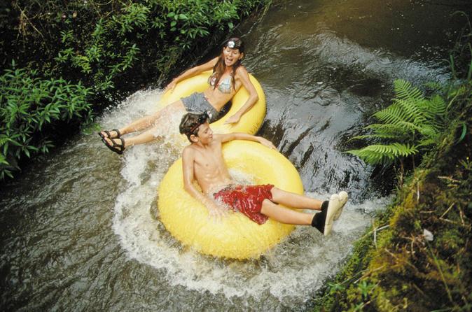 Kauai Backcountry Tubing Adventure on Kauai