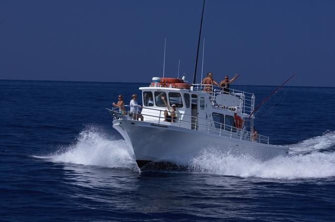 Fishing Large Group Private Charter Full Day on Hawaii