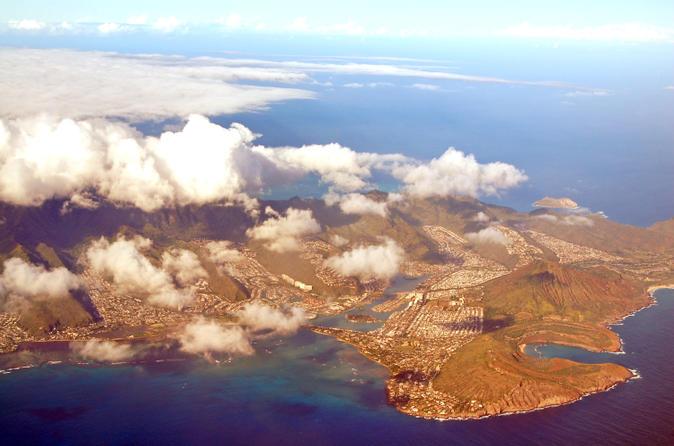 Maui to Oahu Day Trip by Private Plane on Maui