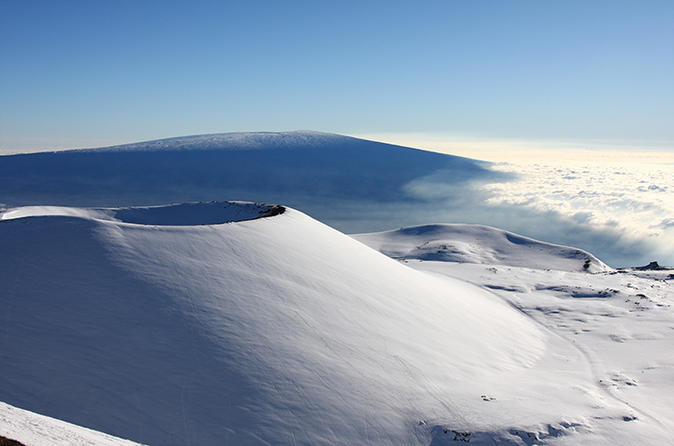 Mauna Kea - Above the Clouds - Sunrise Tour on Hawaii