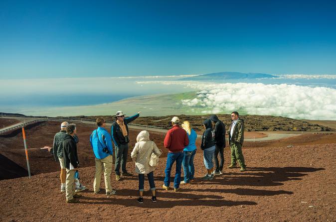 Mauna Kea Voyage on Hawaii