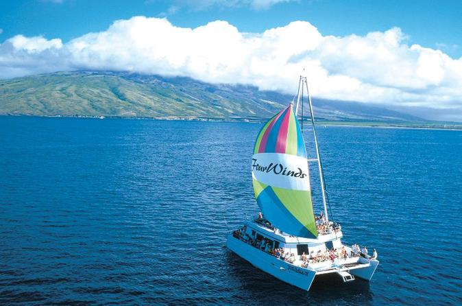 Molokini Sail and Snorkel Adventure on Maui