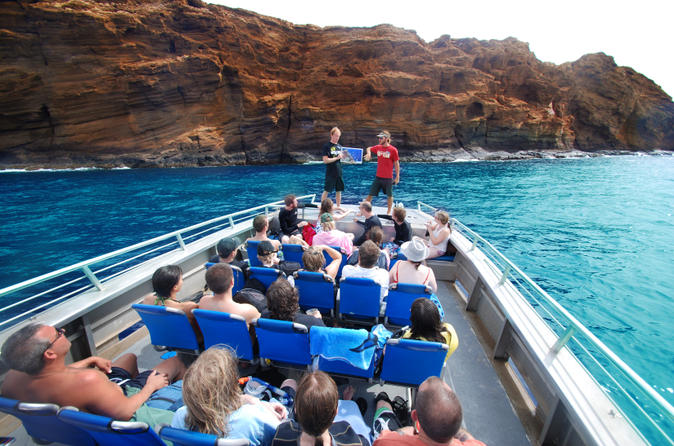 Molokini Wild Side: Snorkel And Cruise From Maui on Maui