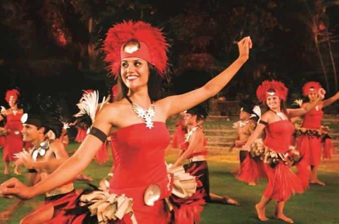 Polynesian Cultural Center Luau on Oahu