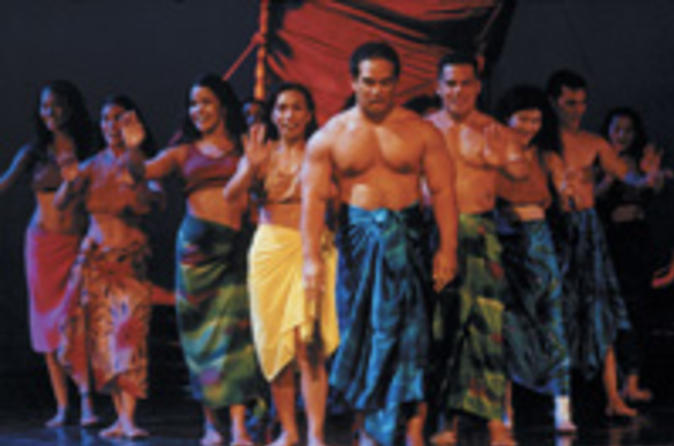 Ulalena Show at Maui Theatre