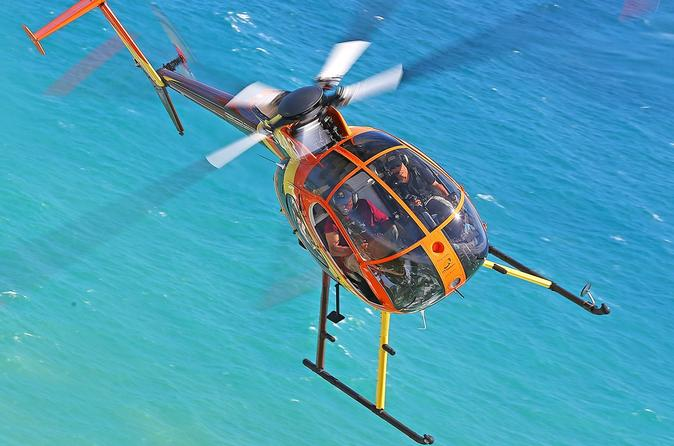 Valley's and Waterfall Explorer: Helicopter Tour of Oahu's Valley's and Waterfalls