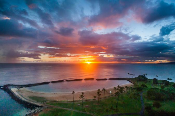 Waikiki Sunset - 20 Min Helicopter Tour - Doors Off or On on Oahu