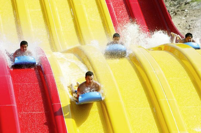 Wet 'n' Wild Hawaii Water Park Admission on Oahu