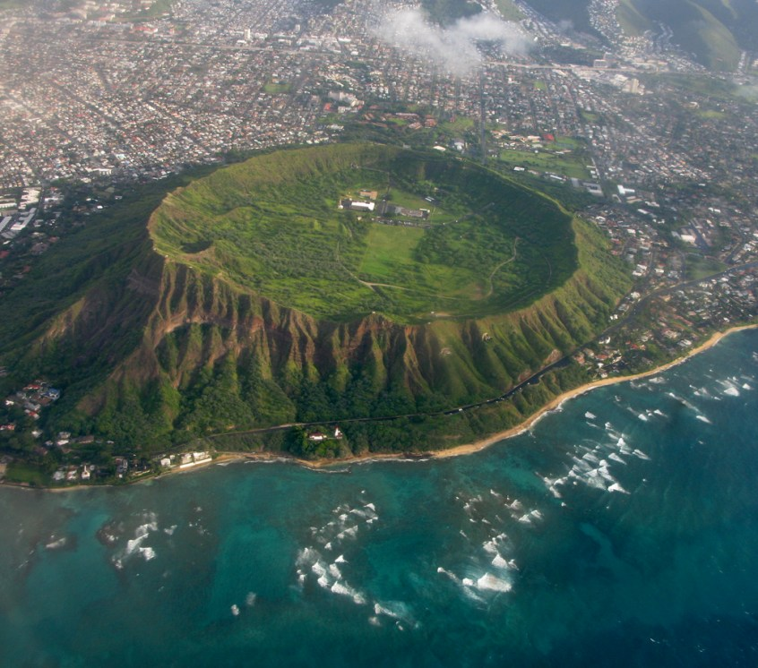 Diamond Head Hike in Hawaii