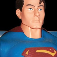 Superman Returns 30 inch figure (2006)