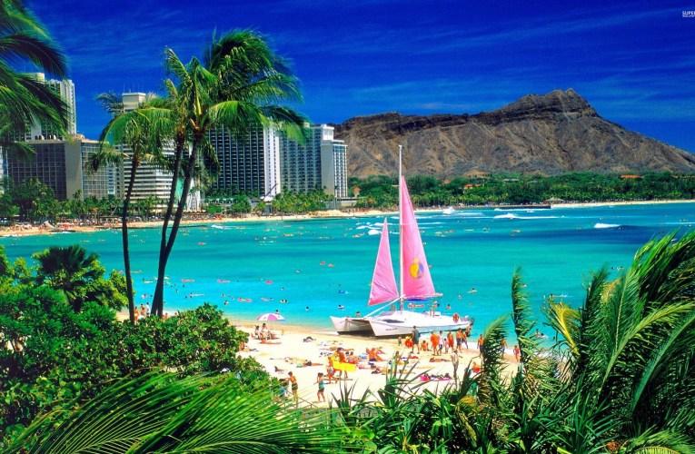 Waikiki Beach is disappearing