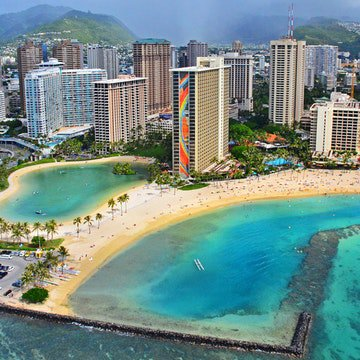 Hawaii hotel performance overall declined