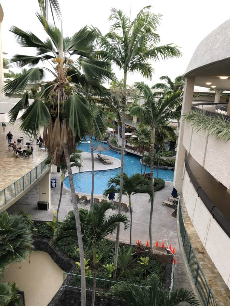 Everything you Need to Know About Traveling to Hawaii Big Island with Kids featured by top Hawaii travel blog, Hawaii Travel with Kids | We stayed closer to the airport in Kona so we wouldn't have the long drive early in the morning.