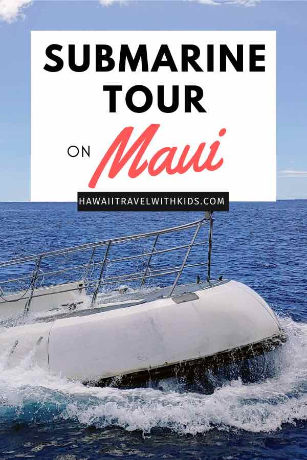 Things to Do on Maui: Atlantis Submarine Tour featured by top Hawaii blog, Hawaii Travel with Kids | Looking for a fun Maui tour? Head on the Atlantis Submarine tour on Maui. It's kid-friendly and a fun thing to do in Lahaina.