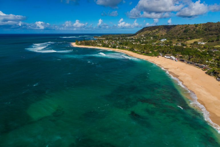 The Best 7 North Shore Oahu Beaches featured by top Hawaii blog, Hawaii Travel with Kids: Pupukea & Sunset Beach Parks in North Shore, Oahu