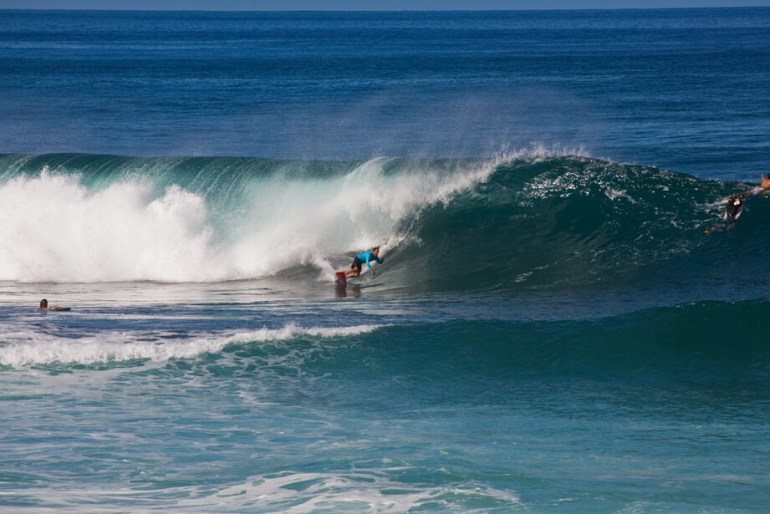 The Best 7 North Shore Oahu Beaches featured by top Hawaii blog, Hawaii Travel with Kids: Surfing in North Shore Oahu