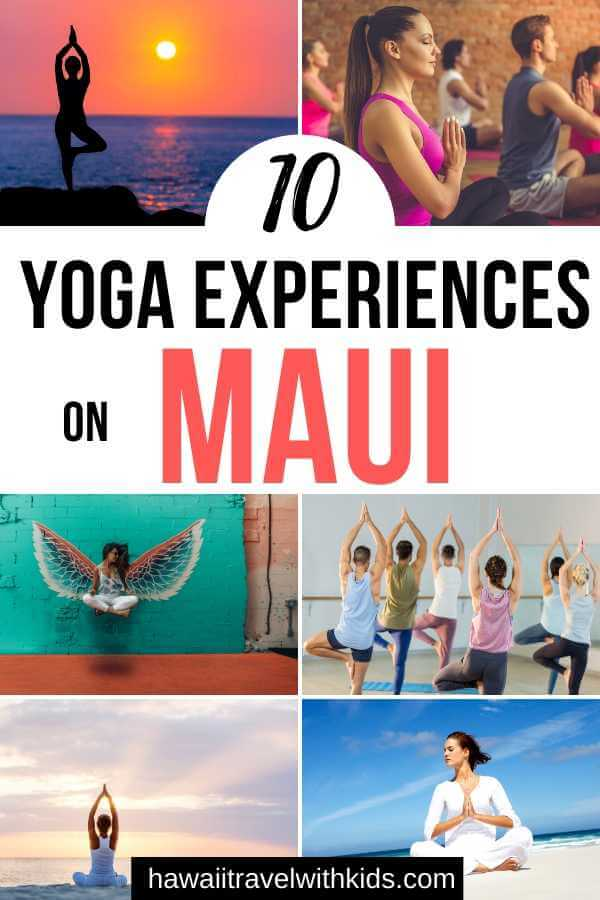 Top 10 Places Experience Yoga on Maui featured by top Hawaii blog, Hawaii Travel with Kids.