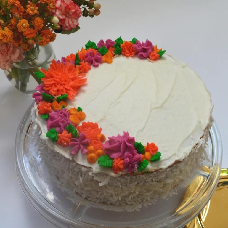 61 Delicious Coconut Dessert Recipes Perfect for Summer featured by top Hawaii blog, Hawaii Travel with Kids: Coconut Cake recipe by Hawaii Blog Hawaii Travel with Kids