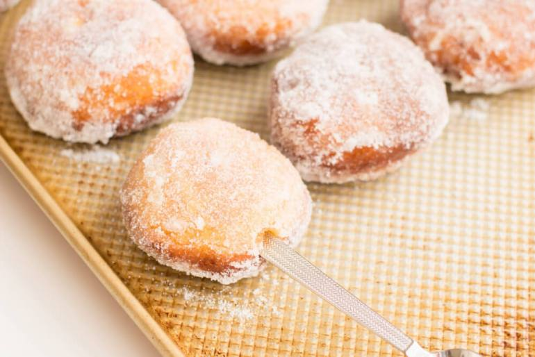 Hawaiian Malasadas Recipe featured by top Hawaii blog, Hawaii Travel with Kids.