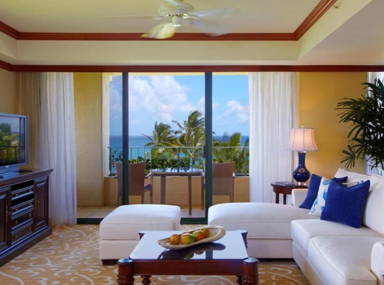 Grand Hyatt Kauai room | kauai romantic hotel