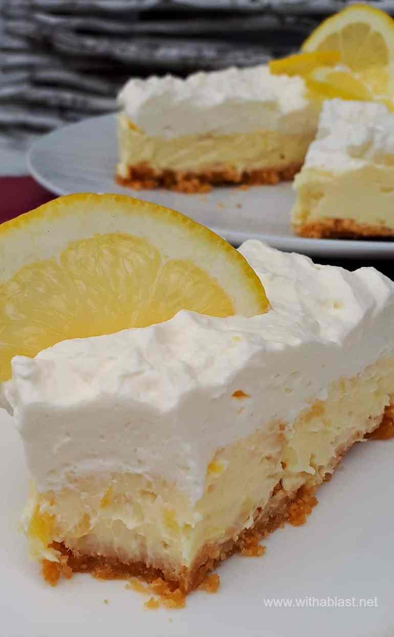 Pineapple Dessert Recipe Roundup by top Hawaii blog Hawaii Travel with Kids: Pineapple Lemon Cheesecake Cream Pie