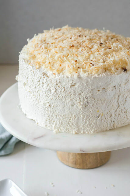 Best Mango dessert recipes by top Hawaii blog Hawaii Travel with Kids: Mango Graham Cake - Filipino Mango Float Recipe