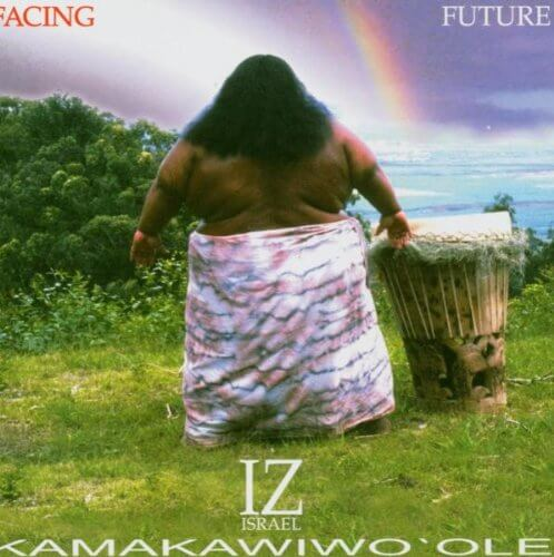 Best Hawaiian musical artists to listen to on Spotify and AmazonPrime, featured by top Hawaii blog, Hawaii Travel with Kids: Kamakawiwo'ole
