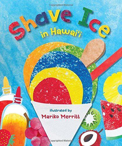 Hawaiian toys and Hawaiian gifts for kids by top Hawaii blogger Hawaii Travel with Kids: Shave ice in Hawaii