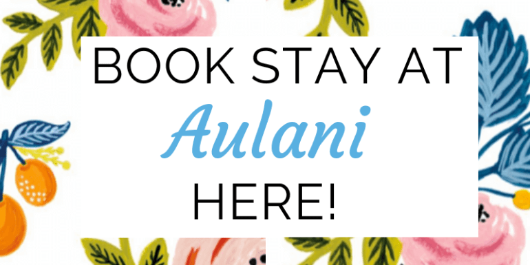 Aulani tips and Disney Aulani Resort review featured by top Hawaii blog, Hawaii Travel with Kids| Save money on your Disney Aulani Resort vacation on Oahu with Get Away Today.