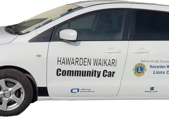 Hawarden Waikari Community Car