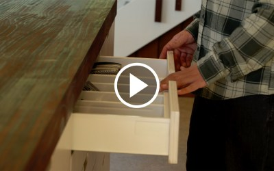 Episode 16: Kitchen and Stairway Joinery