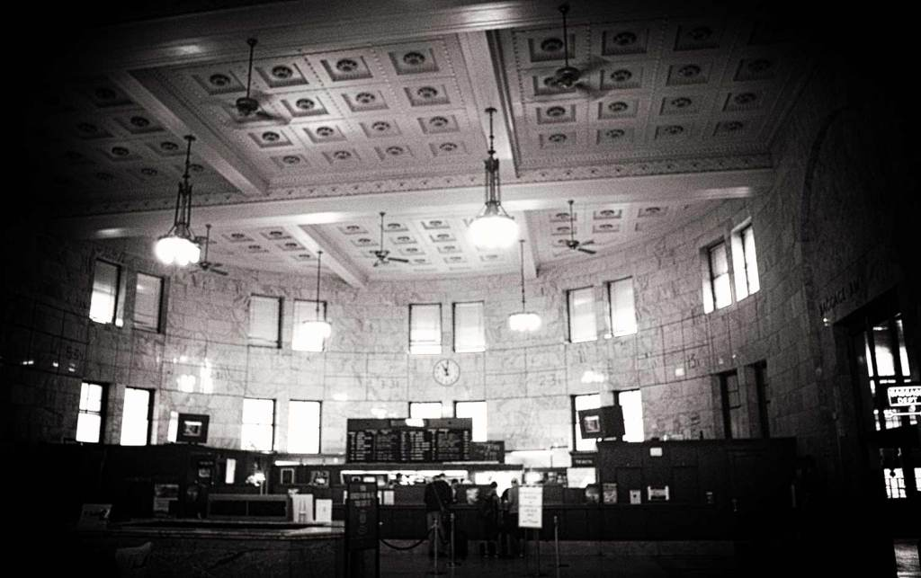 Portland Union Station, October 1999