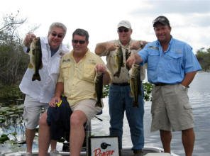 Everglades Fishing at it's best!