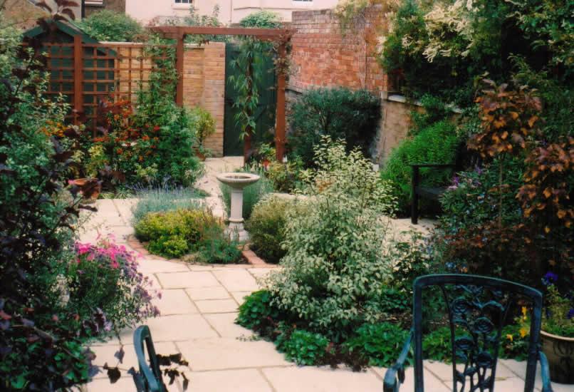 Garden Design Ideas Victorian Terrace Hawk Haven