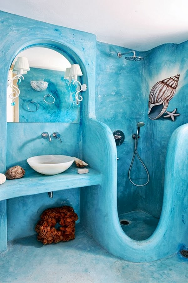 Kids Blue Bathroom Ideas Hawk Haven