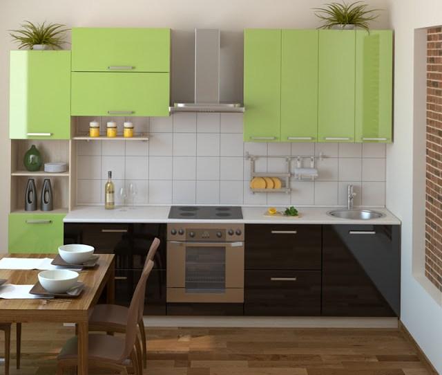 Kitchen Design Ideas For Small Kitchens Photo