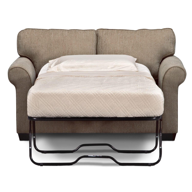 Sleeper Sofa Bobs Hawk Haven