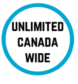 Unlimited Canada Wide