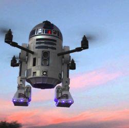 drone r2-d2