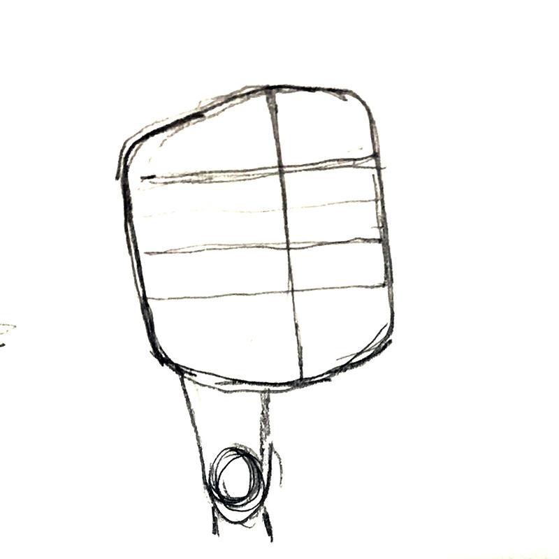 Logo Concept Sketch 03