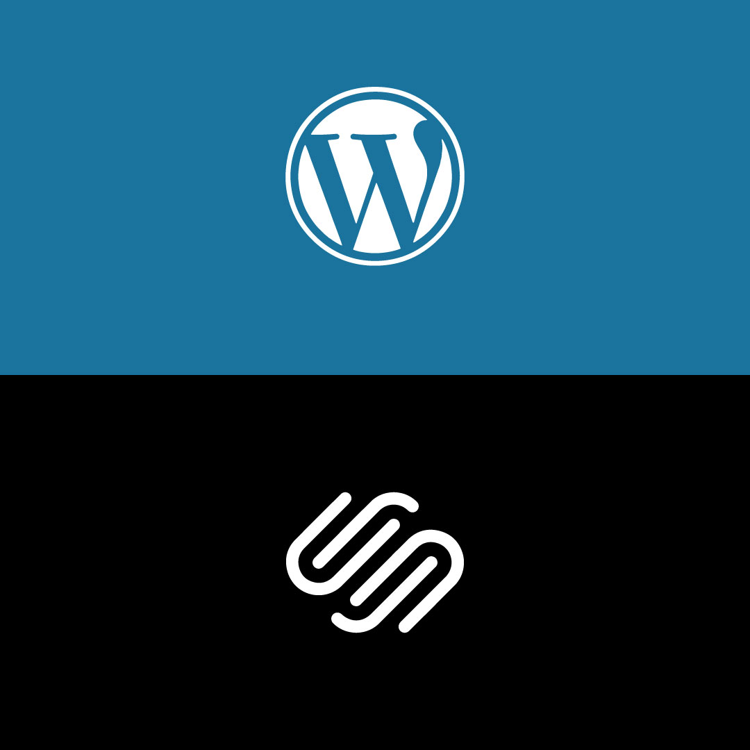 Wordpress or Squarespace – Blog